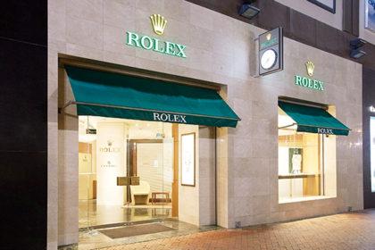 ロレックス公認販売店