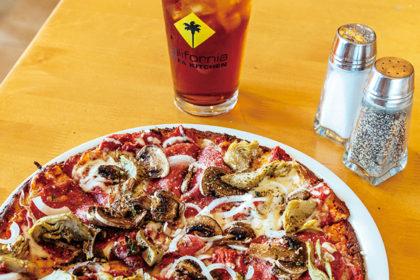 カリフォルニア・ピザ・キッチン グアム