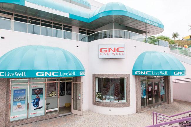 Pacific Place_GNC
