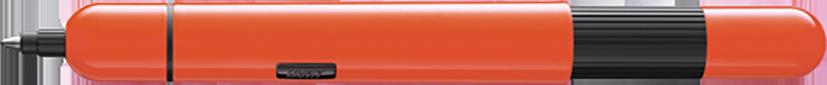 ラミーピコ レーザー オレンジ ボールペン