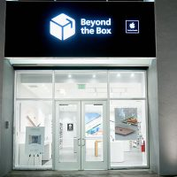 Beyond the Box ●1F