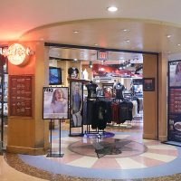 HARD ROCK CAFÉ Logo Shop ●1F