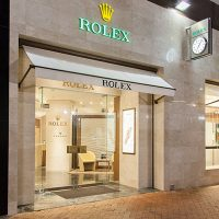 ROLEX ●1F